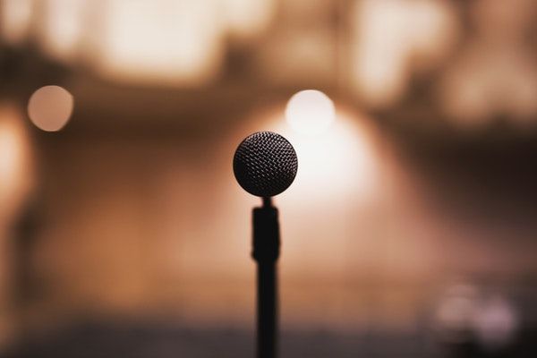 Microphone Interview