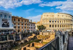 Rome Collosium Europe