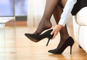 Walking In High Heels