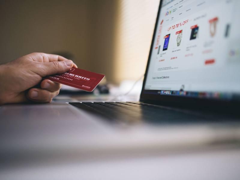 User Paying Through Card Online