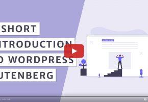 Intro To WordPress Gutenberg