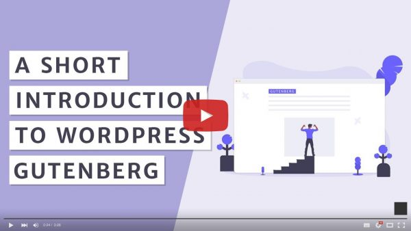 Intro To WordPress Gutenberg