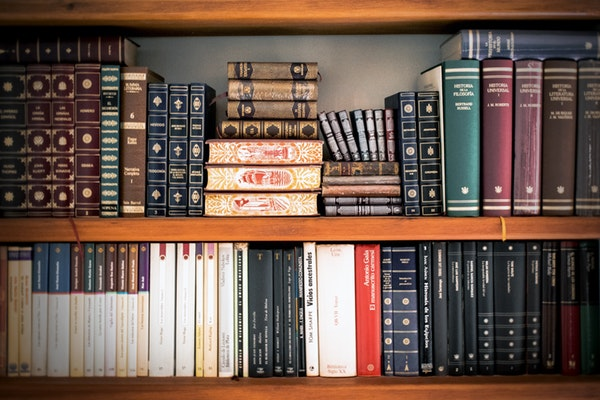 Book Shelves Book Stack Bookcase Law Books