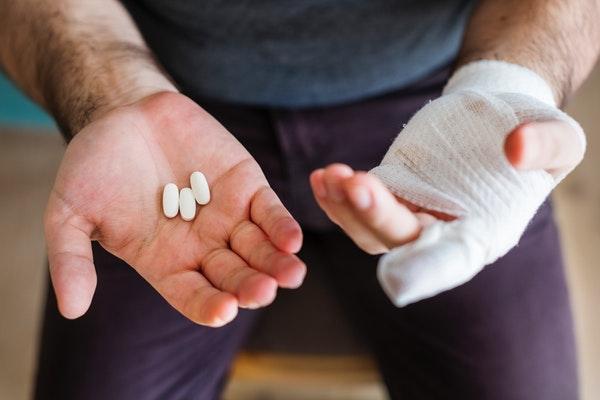 Bandage Accident Personal Injury