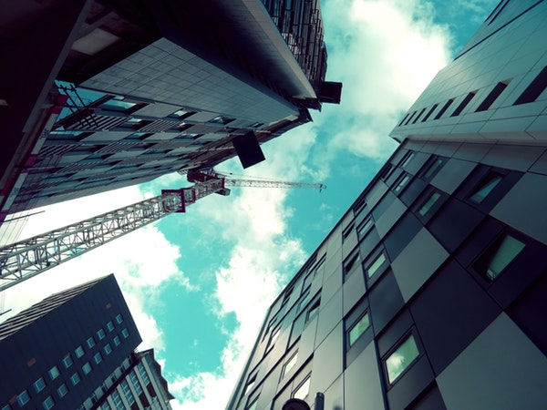 Architectural Design Cranes