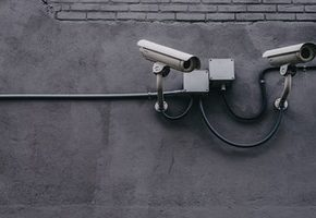 Security Cameras To Suggest Web Security