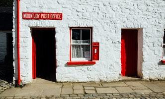 Post Office Door Ppf Account