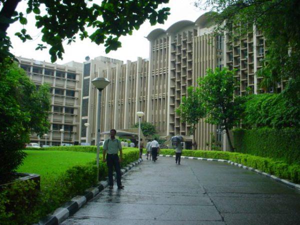 IIT Bombay Campus