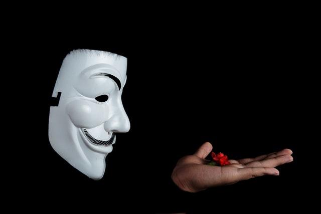 Anonymous Studio Figure Malware Attack