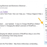Hover over Search Results and Preview Results