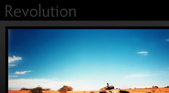 Revolution Album ( Click Image for a Live Demo )