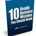 Deadly Business Mistakes EBook