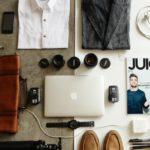 Business Travel Minimal Packing