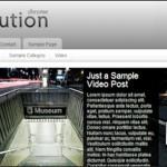 Revolution Chrome ( Click for a Live Demo )