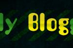 Daily Blogger Free Logo Design