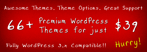Best WordPress 3.0 compatible Themes