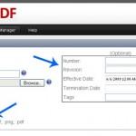 FillAnyPDF Import Window