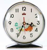 Kukkoo Clock