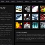 Personal Agency WordPress Theme