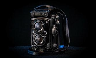 Retro Video Camera For Youtube