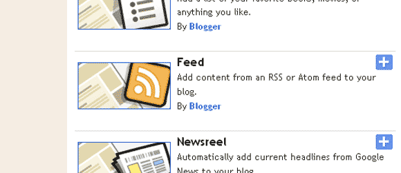 Use the RSS Feed Widget in Blogger to Fetch Latest Posts