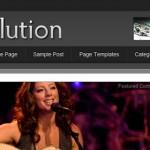 Revolution Streamline ( Click for a Live Demo )
