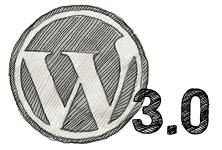 WordPress versão 3.0