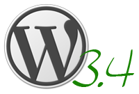 WordPress 3.4 Gree