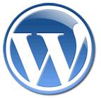 WordPress Blue Links