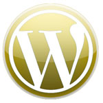 Wordpress In Gold