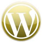 Wordpress In Gold
