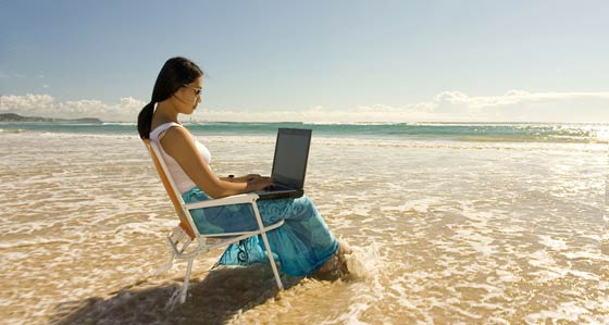 Work From Anywhere With Mobile Broadband